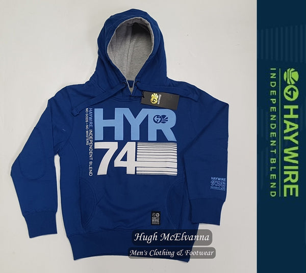 Boy's Hoody by Haywire Clothing Style: MATTS - 2 Colour Options Available - Hugh McElvanna Menswear
