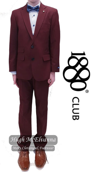 2Pc. Boys Suit by 1880 Club® Style: 25629/68 - Hugh McElvanna Menswear