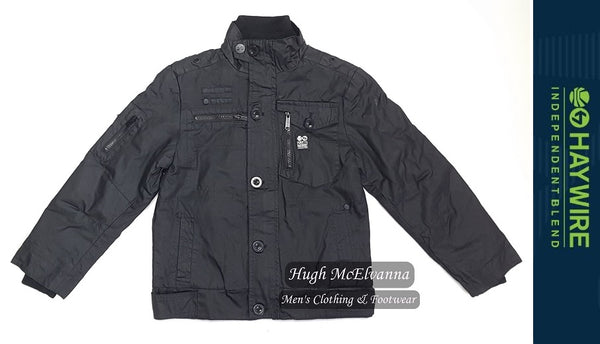 Boy's Lined Jacket by Haywire Style: PLIXXIE - Hugh McElvanna Menswear