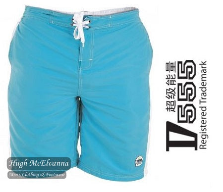 Men's Swim Shorts ( 5 Colour Options ) - Hugh McElvanna Menswear