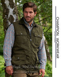 Champion® Body Warmer Style: Silverdale - Hugh McElvanna Menswear