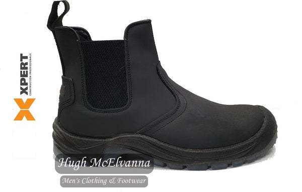 Slip On Work Boot by Xpert® Style: DEFIANT