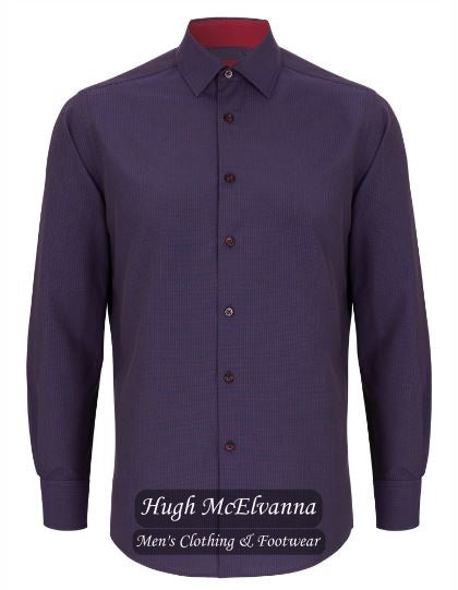 Drifter Long Sleeve Design Shirt Blue Style No: 15568/27