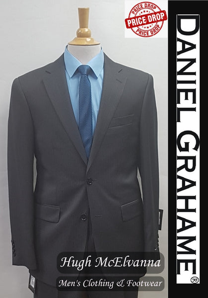 Daniel Grahame Stripe 2Pc, Suit Call No: 20100/09 - Hugh McElvanna Menswear