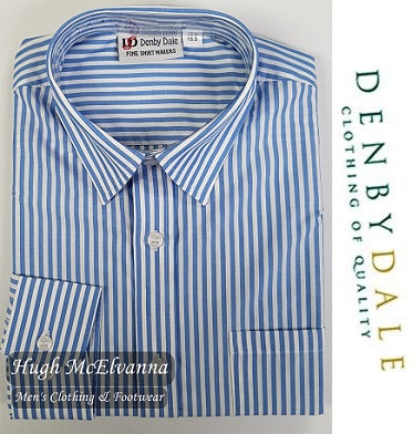 6th Year Shirt by Denby Dale - Hugh McElvanna Menswear