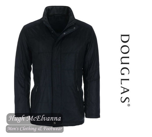 Navy Douglas Water Repellent Coat Style: 80152/79