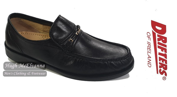All Leather Slip On Shoe by Drifter Style: DR152