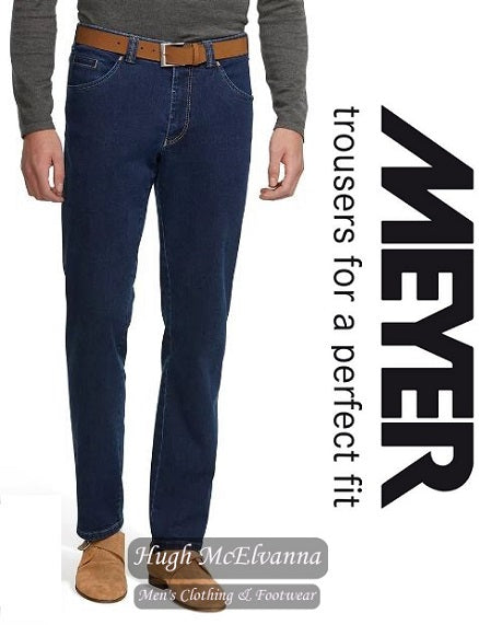 Meyer Denim Trouser Style: Dublin 4541/17 - Hugh McElvanna Menswear