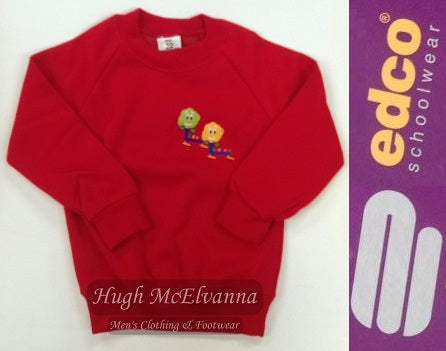 Madden Little Learners R/N Sweatshirt by Edco - Hugh McElvanna Menswear