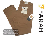 Camel Farah Oak Fashion Stretch Chino Style: FABS7087