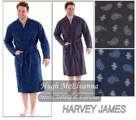 Mens Dressing Down ( 2 Colour Options ) - Hugh McElvanna Menswear