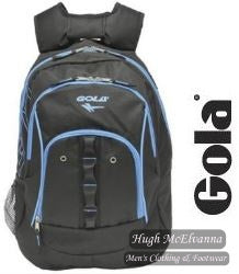 Gola ORTON Backpack - Hugh McElvanna Menswear