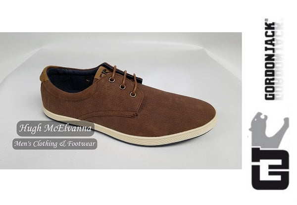 Mens Casual Shoe Style BRAD Available in 3 Colour Options - Hugh McElvanna Menswear