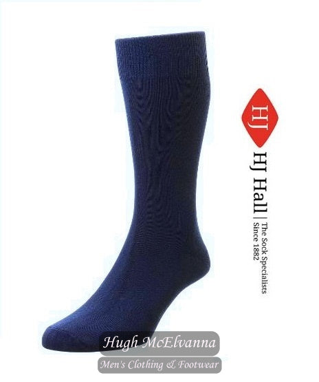 Plain Bamboo - Luxury Men's Sock - Supersoft Bamboo - HJ593 - 2 Colours Available