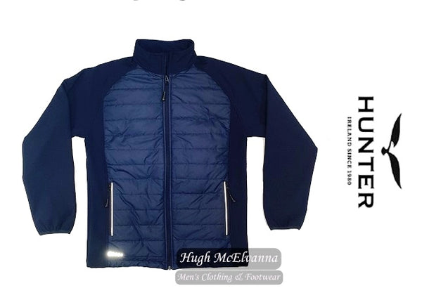 'HYBRID' Boys Waterproof Jacket by Hunter