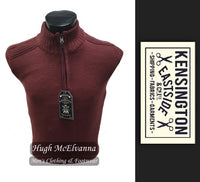 Half Zip Pullover by Kensington Eastside - 3 Colour Options