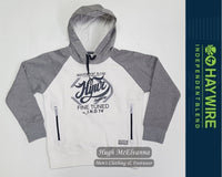 Boy's Hoody by Haywire Clothing - 3 Colours Available - Hugh McElvanna Menswear