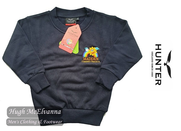 Madden Community Pre School Sweatshirt by Hunter Style: 2601