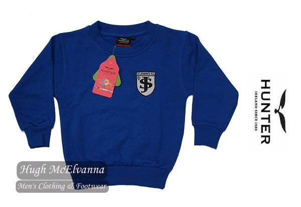 Madden Royal Blue Sweatshirt by Hunter Style: 2601