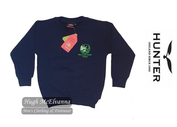 Clea School Sweatshirt by Hunter Style: 2601