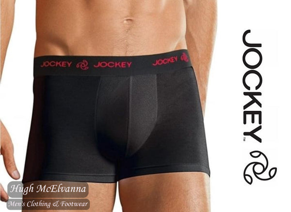 JOCKEY Black 3D-Innovations 8-Way Stretch Trunk Style 22152912