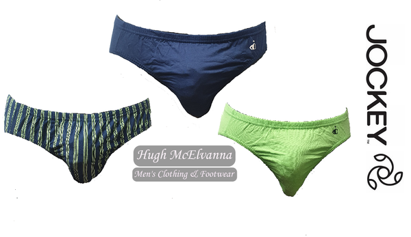 Jockey 3 Pk. Tanga Brief Style: TNL3 - LN
