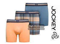 American 3 Pk. Pale Orange Boxer Trunk - Hugh McElvanna Menswear