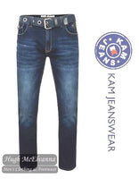 'GARCIA' Stretch Regular Fit Jean by Kam Jeanswear