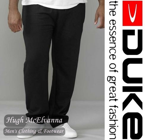 King Size Track Bottoms by Duke Style; KS1418