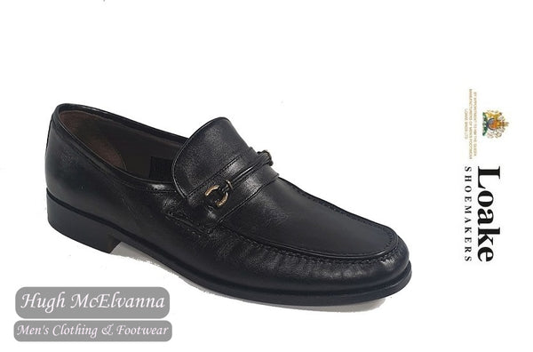 Loake Slip On Leather Loafer Shoe Style: MARCO - 3 Colour Options Available