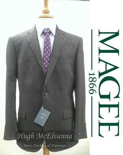 Magee 2Pc. Suit Cloth: 19610 - Hugh McElvanna Menswear