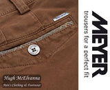 Meyer Rust Chicago Stretch Trouser Style: 5568/48