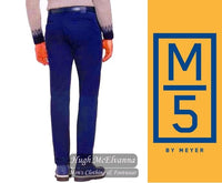 M5 Royal Blue Chino by Meyer Style: 6001/16