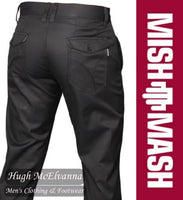 Cobija Black Trouser by Mish Mash Style: 1987