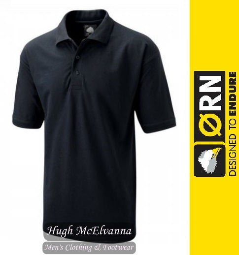 Navy Work Polo Shirt by ORN Style: 1150