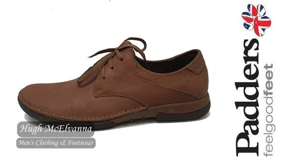 Tan Walking Shoe by Padders Style: Tempest