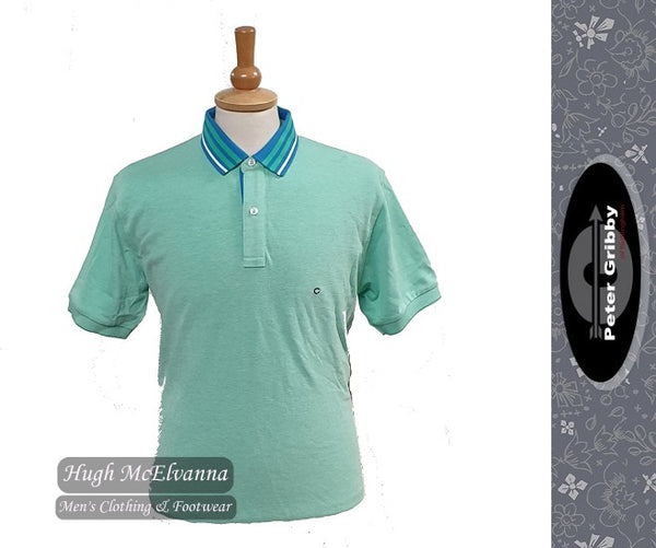 Fashion Polo Shirt by Peter Gribby Style: PJ5200 - 4 Colour Options Available