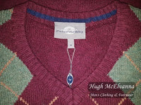 Peter Gribby Argile Machine Washable Wool Pullover - Hugh McElvanna Menswear