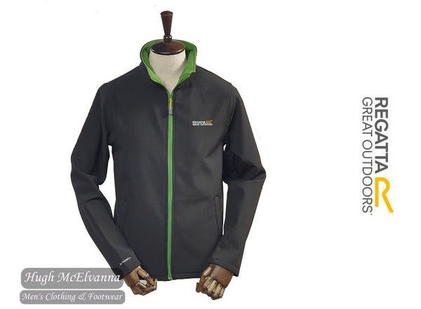 Softshell Fleece Jacket by Regatta Style RML107 CERA III