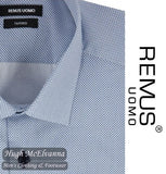 Tapered Fit Shirt by Remus Uomo Style: 17298/22
