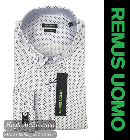 SLIM FIT  Design Shirt by Remus Uomo Style: 17442/12