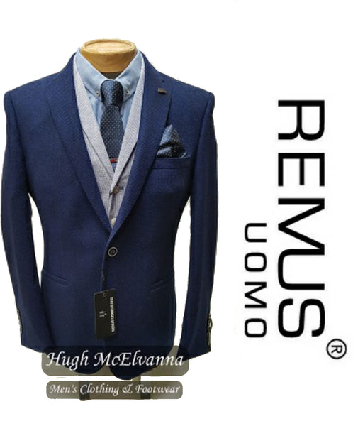 Remus 100% Pure Wool Fashion Jacket Style: 10686/26