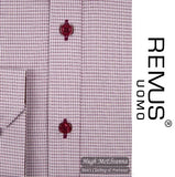 Tapered Fit Fashion Shirt By Remus Uomo Style: 17843/64