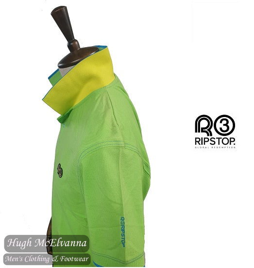 Fashion Green Polo by Ripstop