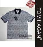 Patterned Polo shirt with pocket - Hugh McElvanna Menswear