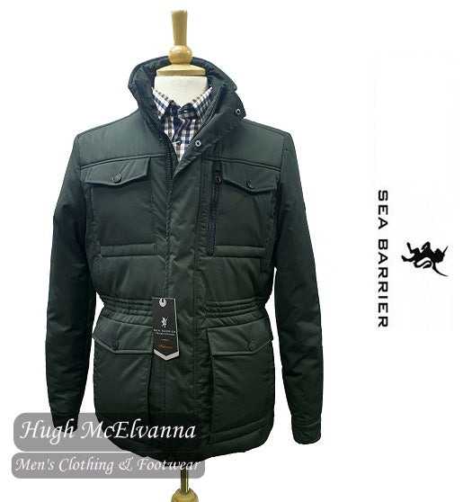 Green Fashion Coat By Sea Barrier Style: MAES