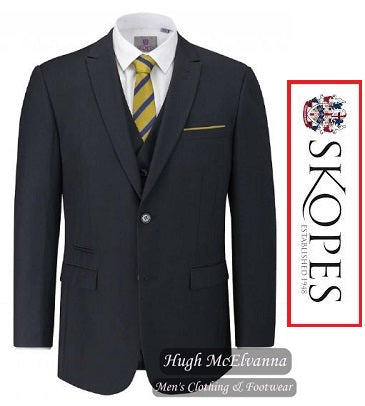 Skopes MADRID Navy Suit Jacket