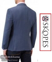 'PACO' Blue Blazer by Skopes