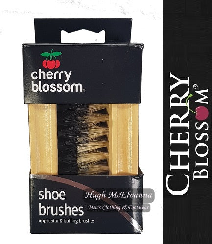 Twin Pack Polish Brush by Cherry Blossom®
