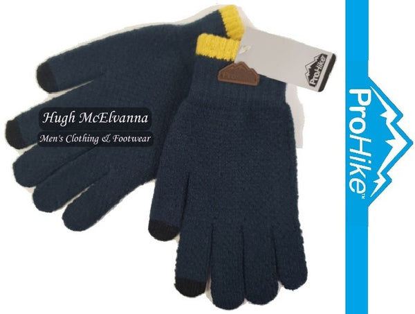 Mobile Friendly Knitted Glove by ProHike - 4 Colour Options